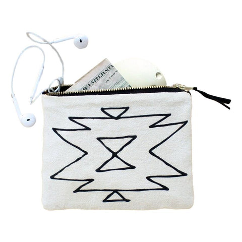 Southwest Zipper Pouch