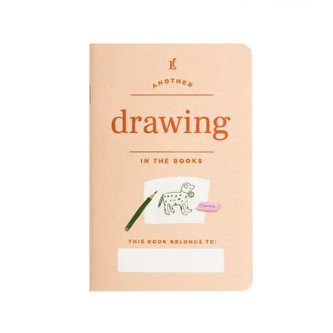 Kids Drawing Passport Book