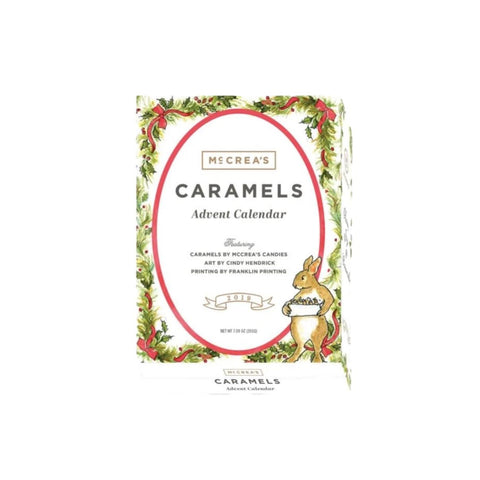 Caramel Advent Calendar Box