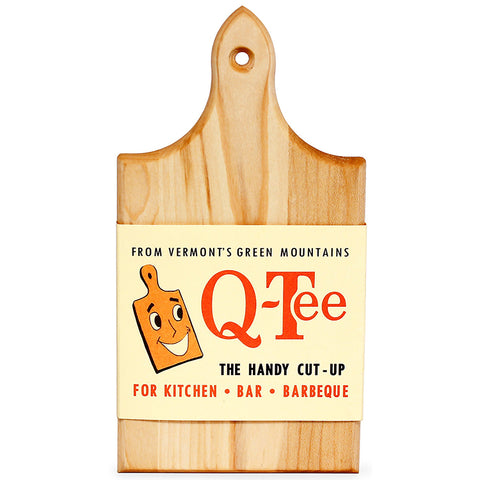 Mini Maple Cutting Board Mini Q-Tee