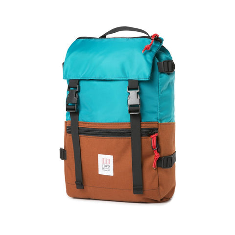 TOPO Designs Rover Pack Turquoise/Clay