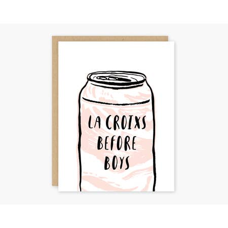 La Croixs Before Boys Card - PO2