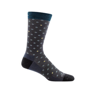 Lightweight Merino Wool Fish Eye Men's Socks