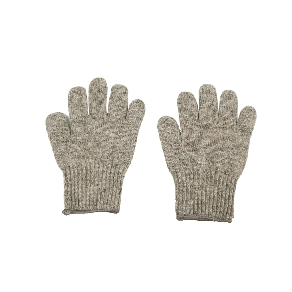 Wooly Grey Work Gloves