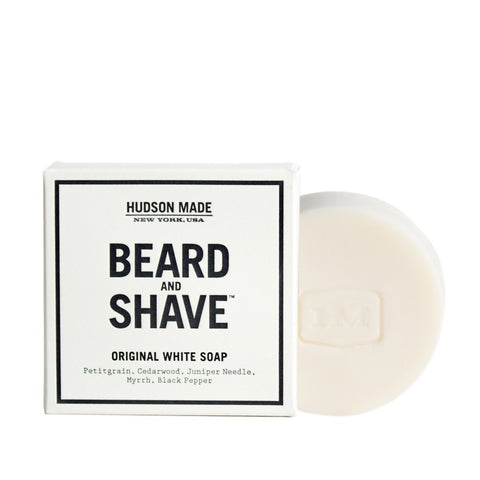 Hudson Made Beard and Shave Soap