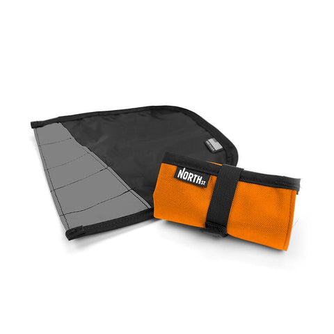 Small Tool Roll - Orange