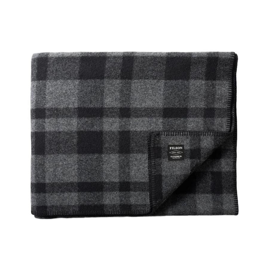 Filson Mackinaw Wool Blanket - 90x72