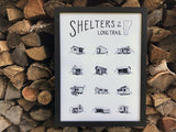 Shelters of The Long Trail Print