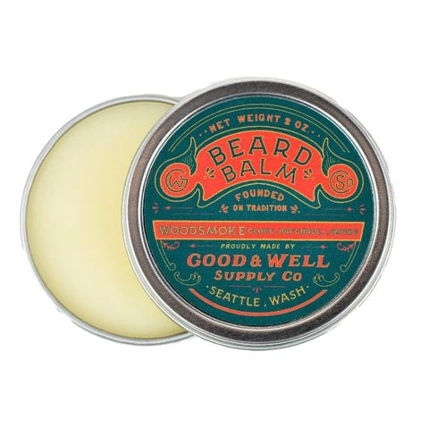 Woodsmoke Beard Balm