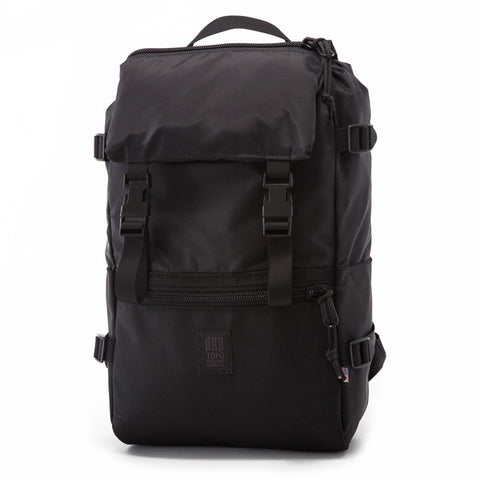 Topo Designs Rover Pack Ballistic/Black
