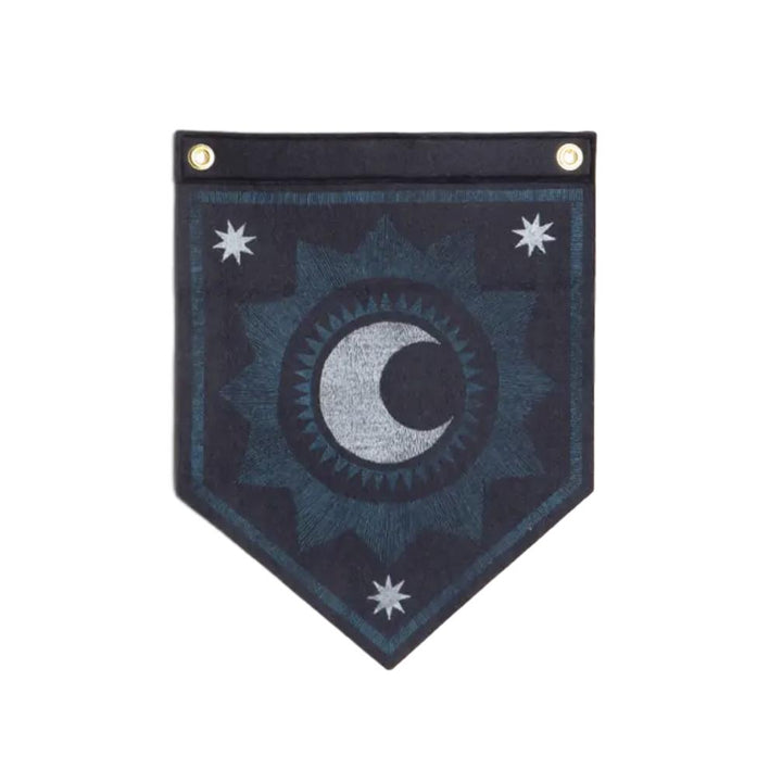 Large Moon Banner