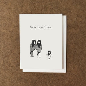 You Are Parents Now Card - AL4