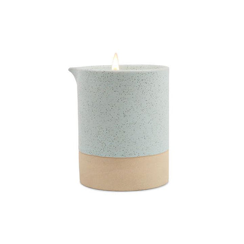 Mesa Speckled Ceramic 10 oz Candle