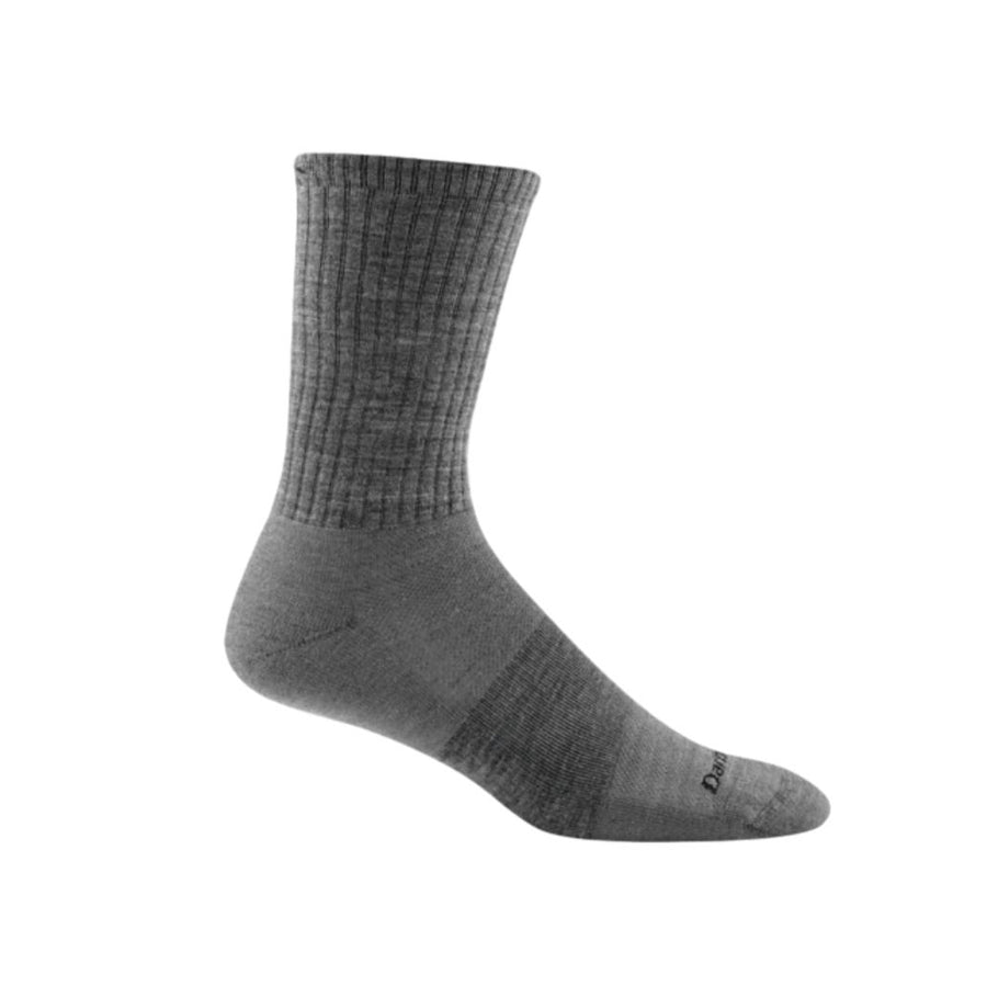 Men's Merino Wool Standard Light Crew Cushion Socks