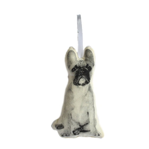 Plush Ornament French Bulldog