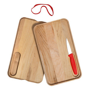 Packout Travel Board with Knife