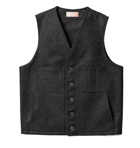 Filson Mackinaw Wool Cruiser Vest