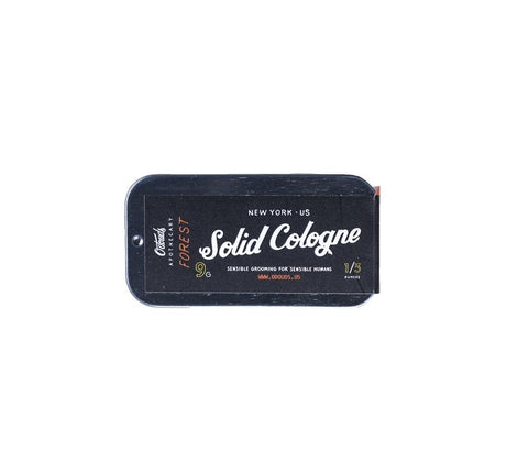 O'Douds Solid Cologne - .3oz Tin