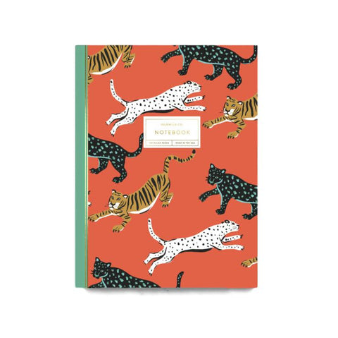 Jungle Lined Notebook