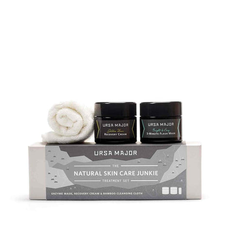 Ursa Major The Natural Skincare Junkie Set