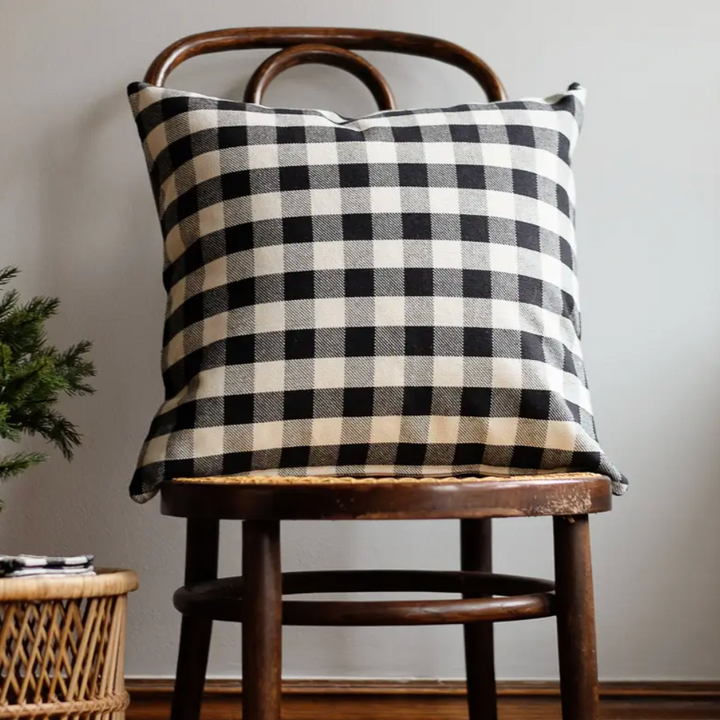 Buffalo Check Pillow Cover - 16 x 16