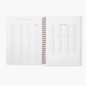 2020-2021 Weekly Notebook Planner