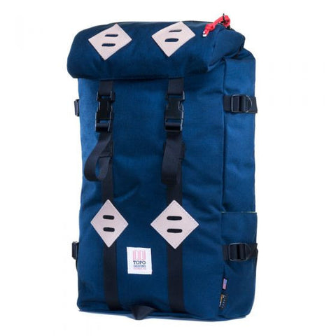 Topo Designs Klettersack 22L in Navy