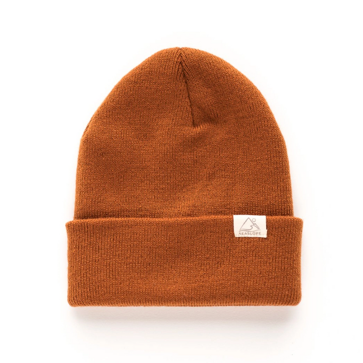 Adult Beanie - Canyon Orange