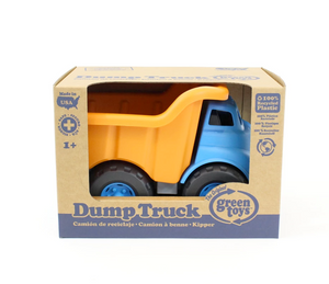 Eco-Friendly Toy Dump Truck