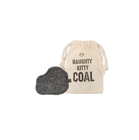 Catnip Coal for Naughty Kitties