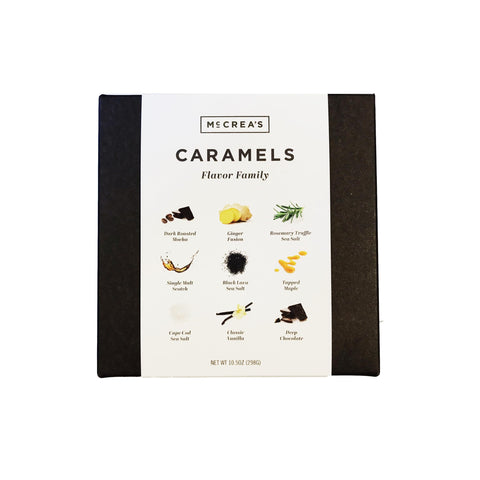 McCrea's Caramels Family Box - 10.5oz