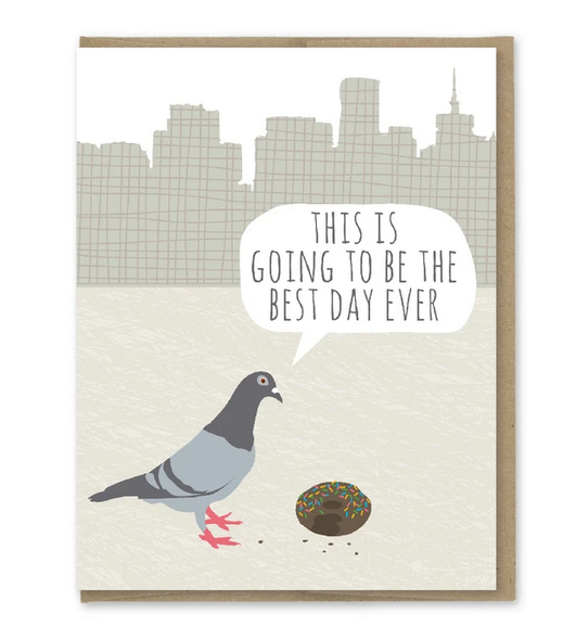 Pigeon Birthday Card - MP5