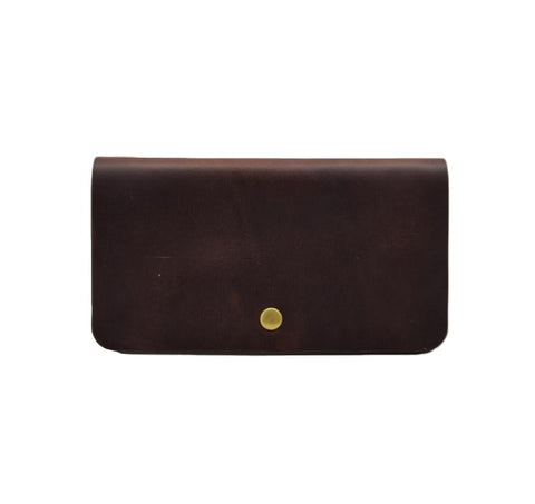 Dark Brown Princeton Wallet