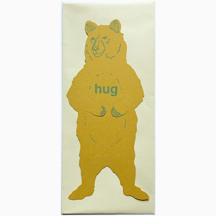 Bear Hug Card - BL1