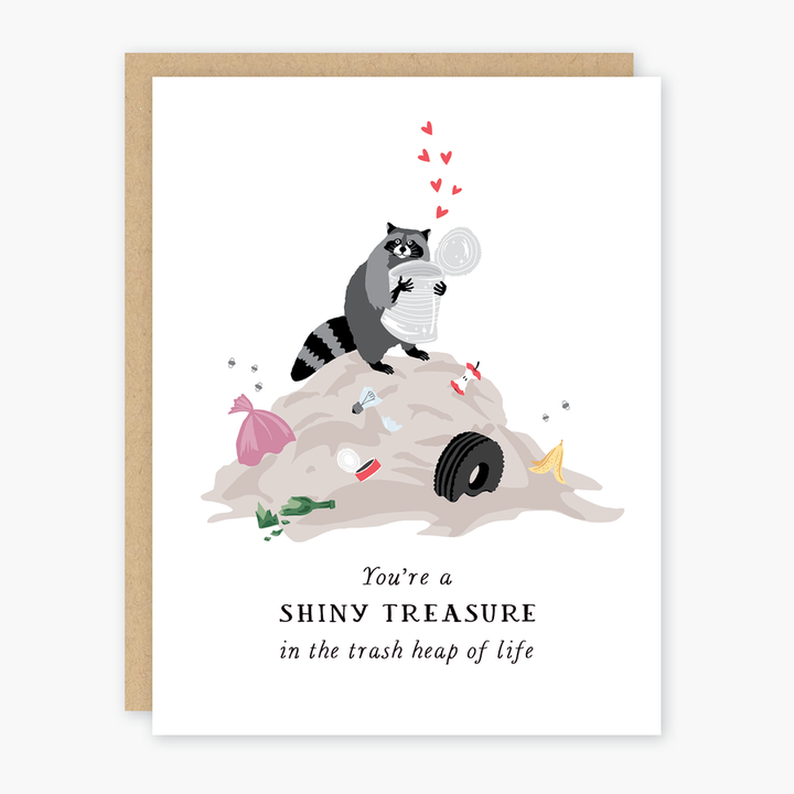 Shiny Treasure Card - PO1