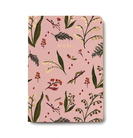 Little Bugs Notebook