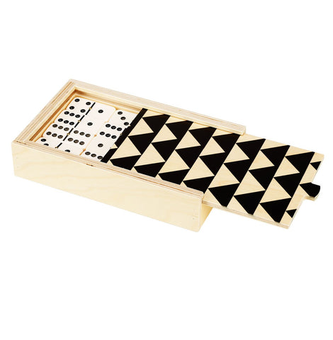 Domino Set - Jett Black