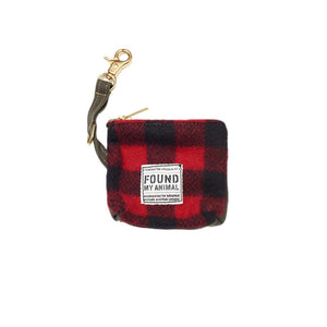 Buffalo Plaid Multi-Use Pouch