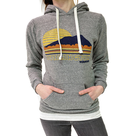 Burlington Vermont Unisex Sweatshirt