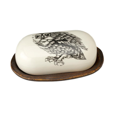 Laura Zindel Butter Dish