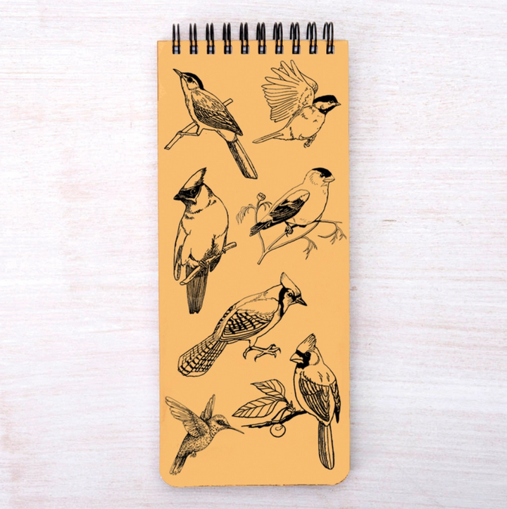 Bird Jotter Notebook