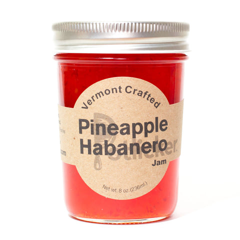 Pineapple Habanero Jam