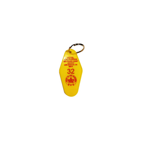 Hotel Califoria Motel Keytag