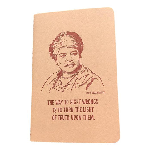 Inspiring Women Notebook