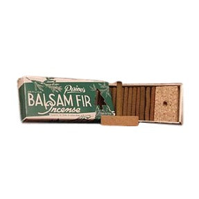 24 Balsam Fir Incense Sticks