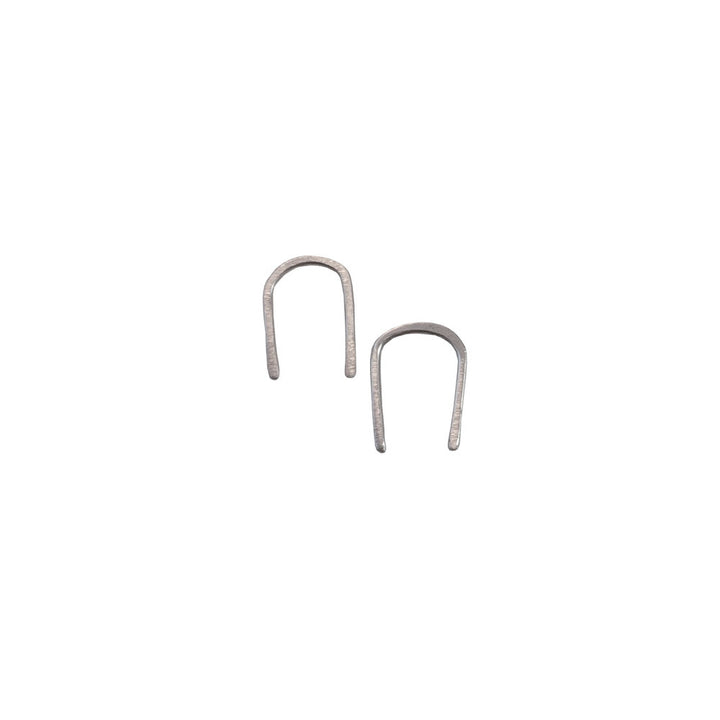 Short Staple Threader Earrings