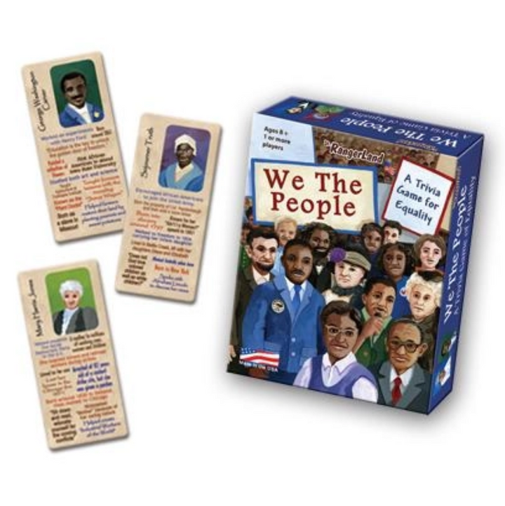 We the People Trivia Card Game