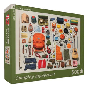Camping Equipment Jigsaw Puzzle