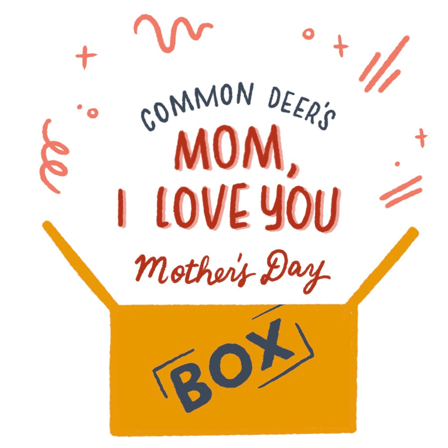 Mom, I Love You Mother's Day Custom Gift Box