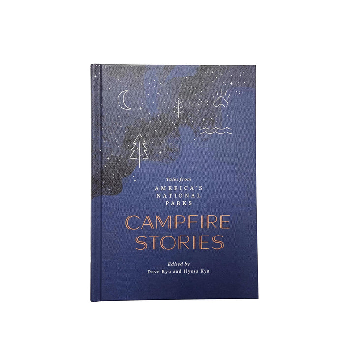 America's National Parks Campfire Sotires Hardcover Book